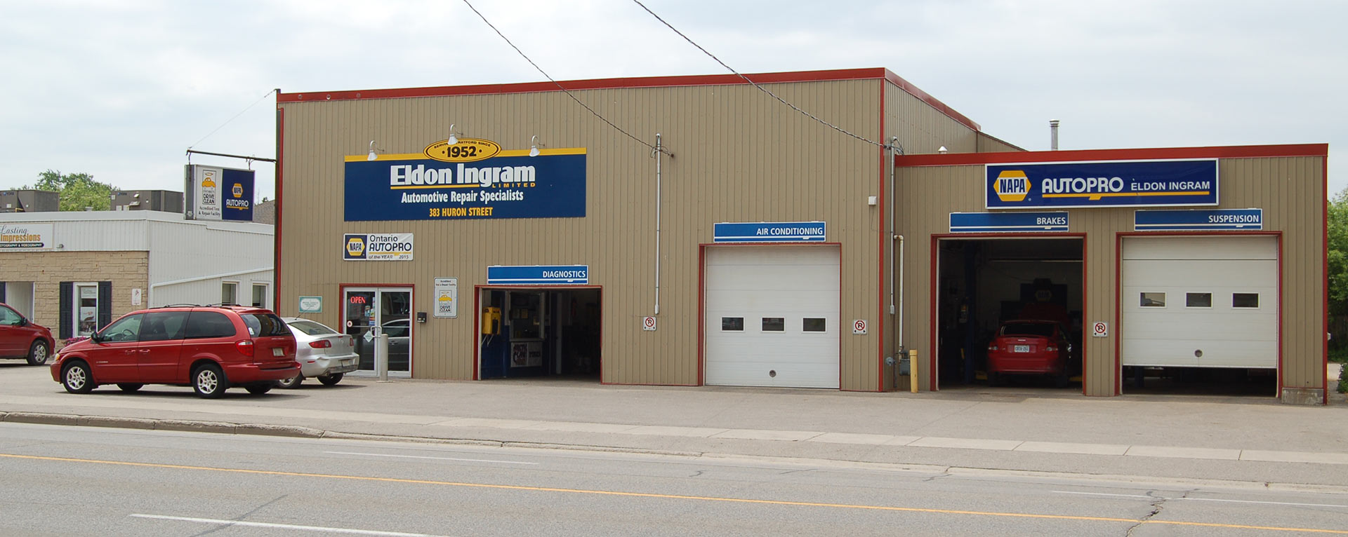 Eldon Ingram Autopro | Car service, tires, mechanic and auto